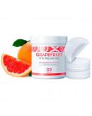 Диски для очищения и тонизирования кожи G9 SKIN Grapefruit Vita Peeling Pad 100 шт