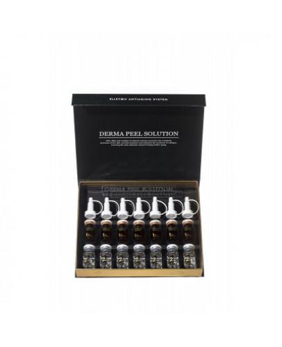 Программа кислотного пилинга Ellevon Derma Peel Solution 14 шт по 5 мл