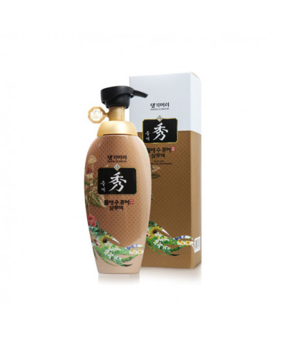 Укрепляющий шампунь на основе восточных трав Daeng Gi Meo Ri Dlae Soo Pure Sampoo в п/у 400 мл