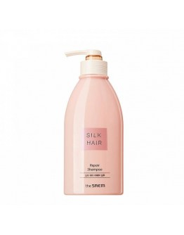 Шампунь для восстановления волос The Saem Silk Hair Repair Shampoo