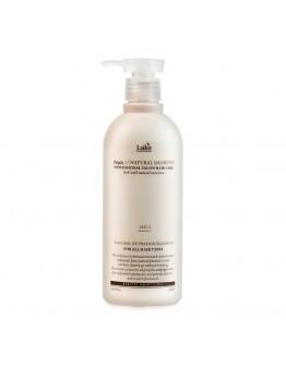 Шампунь с натуральными ингредиентами La'dor Triplex Natural Shampoo 530 мл