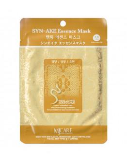 Маска тканевая змеиный яд MJ Syn-Ake Essence Mask