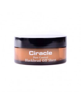 Салфетки для удаления черных точек Ciracle Blackhead Off Sheet (30 шт)