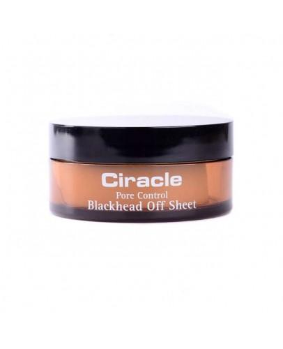 Салфетки для удаления черных точек Ciracle Blackhead Off Sheet 30 шт