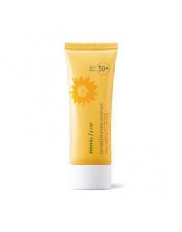 Водостойкий солнцезащитный крем для сухой кожи Innisfree Perfect UV Protection Cream SPF 50+ PA++++ 100 мл
