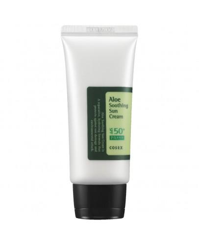 Крем для лица солнцезащитный с алое COSRX Aloe Soothing Sun Cream SPF50 PA+++ 50 мл