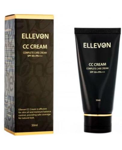 CC-крем Ellevon CC Complete Care Cream SPF 50+ PA+++ 50мл