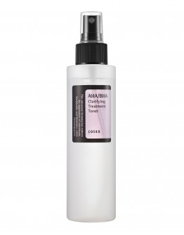 Тонер для лица с кислотами COSRX AHA/BHA Clarifying Treatment Toner 150 мл