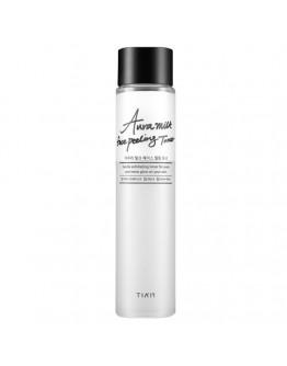 Обновляющий пилинг-тонер TIA'M Aura Milk Face Peeling Toner 120 мл